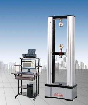 PVC冷热水管拉力试验机